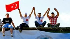 Klare Mehrheit für Erdogans AKP