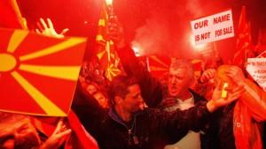 Balkanische Petitesse mit Folgen