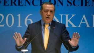 Ausnahmezustand in der Türkei wird verlängert