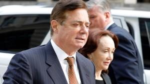 Lange Haftstrafe für Paul Manafort