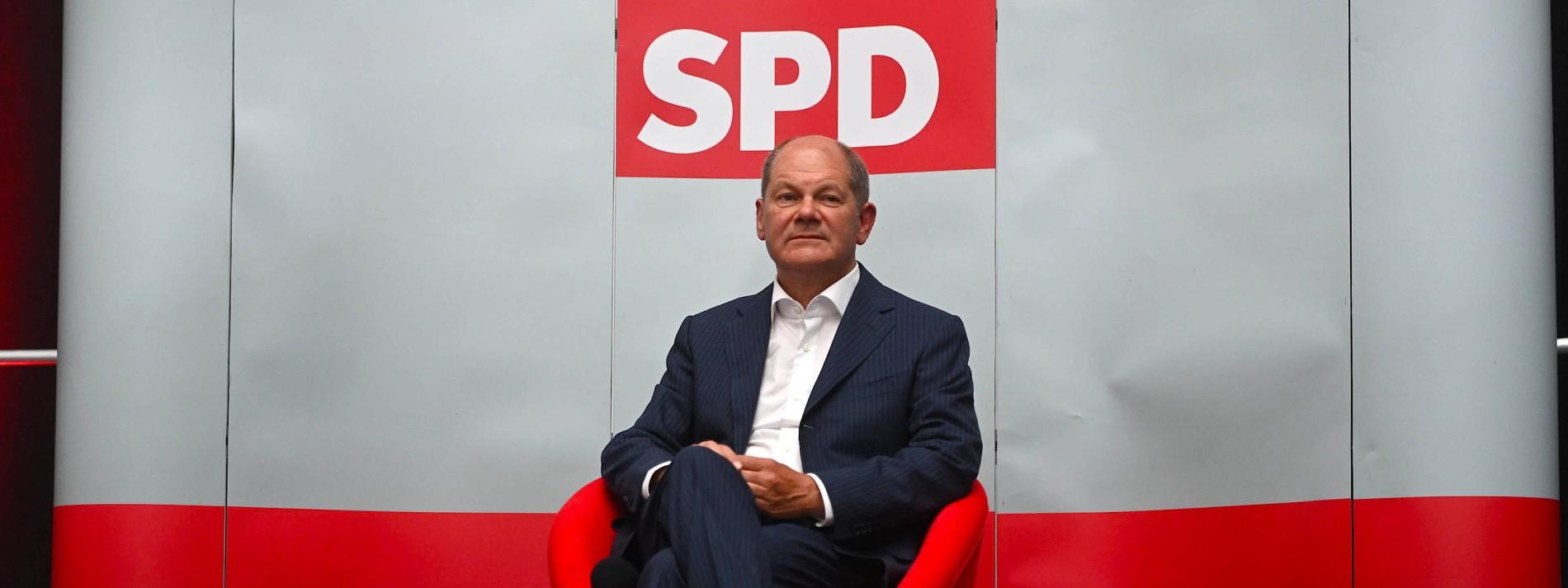 Die SPD kann nicht von Scholz profitieren