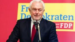 Bundestagsvizepräsident Kubicki will nach Russland reisen