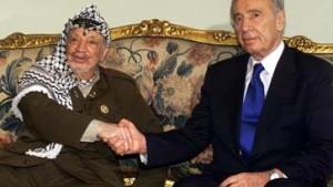 Misstrauen der Araber gegenüber Friedensengel Peres wächst
