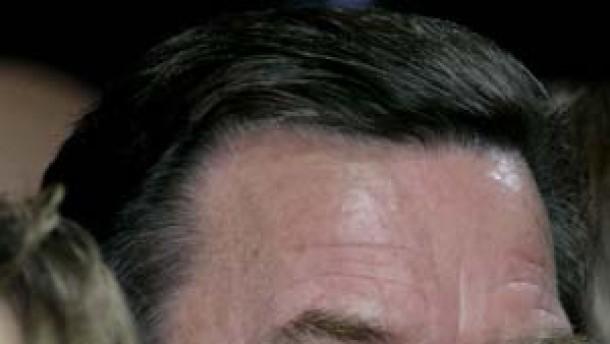Schröder berät Medienkonzern Ringier