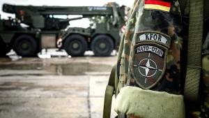 Bundeswehreinsätze im Kosovo und im Libanon verlängert