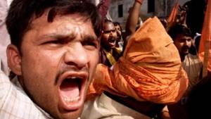 Ayodhya - Brennpunkt des Hindu-Moslem-Konflikts