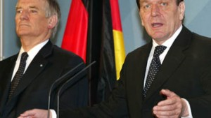 Magazin: Schröder sicherte Ländern Finanzhilfen zu
