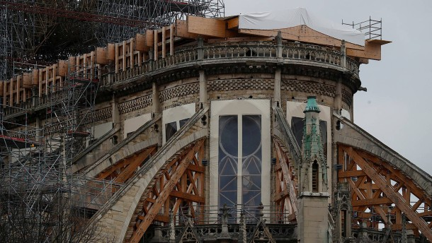 Der Pfeil von Notre-Dame