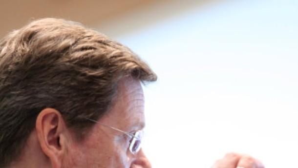 Landesparteitag der FDP Schleswig-Holstein - Westerwelle