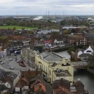Boston in der Grafschaft Lincolnshire: 75 Prozent der Wähler haben hier für den Brexit gestimmt, so viele, wie nirgendwo sonst.