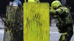 Die gelbe Gefahr