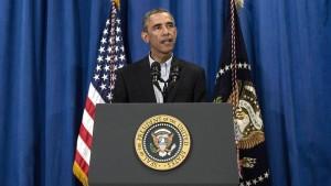 Obama lobt Militäreinsatz im Irak