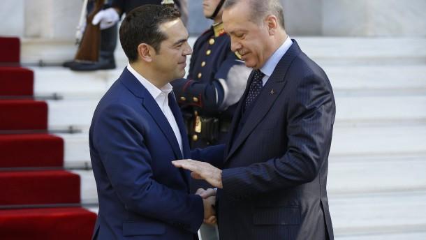Türkei setzt Kopfgeld auf geflohene Soldaten aus