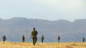 Türkei bombardiert kurdische Stellungen im Nordirak