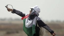 Zwei Tote und Dutzende Verletzte an der Gaza-Grenze