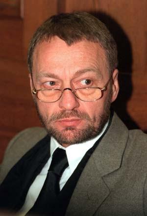 Johannes Weinrich Bild zu Johannes Weinrich Der Assistent des Schakals Bild 1 von