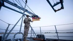 Kabinett will drei Bundeswehr-Einsätze verlängern