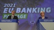 Brüssel räumt Banken für neue Aufsichtsvorgaben mehr Zeit ein