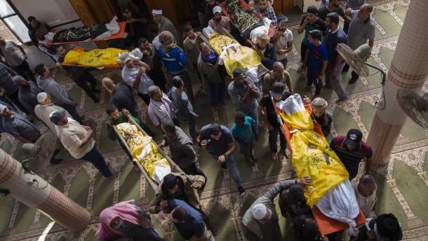 Israelische Armee gibt Fehleinschätzung zu