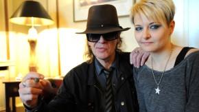 Udo Lindenberg und Tine Acke: «Ja, es ist Liebe!»