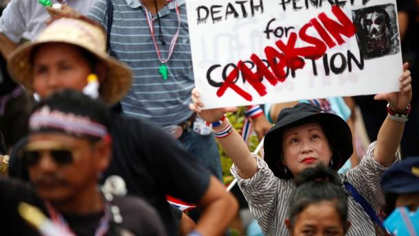 Proteste jetzt landesweit