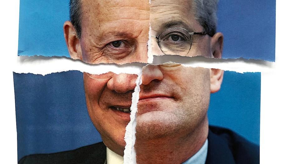 Wer wird CDU-Vorsitzender ? Armin Laschet (mit seinem Unterstützer Jens Spahn? Norbert Röttgen? Oder doch Friedrich Merz?