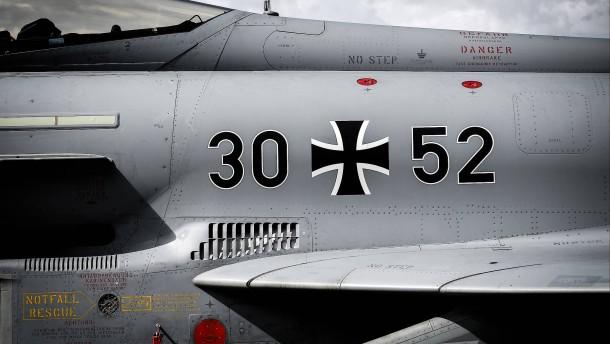 Luftwaffe überwacht wieder Nato-Luftraum über Baltikum