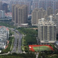 Bauboom: Immobilienspekulationen gehören zu den einträglichsten illegalen Einnahmequellen von Chinas Funktionären