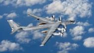 Russischer Botschafter wegen Bomberflügen einbestellt