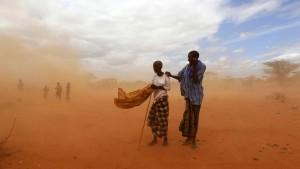Erste UN-Hilfslieferungen in Somalia eingetroffen