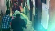 Video zeigt Luftangriff auf syrisches Krankenhaus