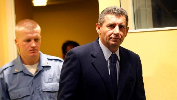 Freispruch für ehemaligen kroatischen General Gotovina