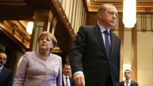 Der Ruf nach Sanktionen wird lauter