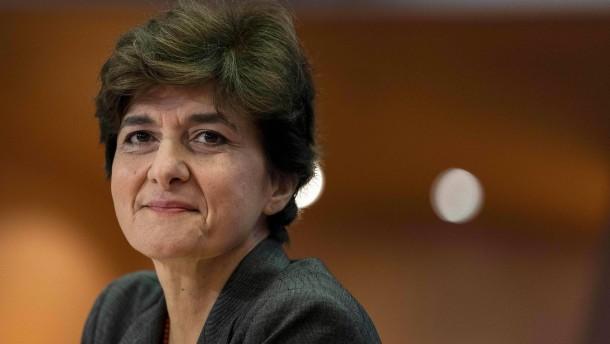 Sind die Träume der Populisten jetzt geplatzt, Madame Goulard?
