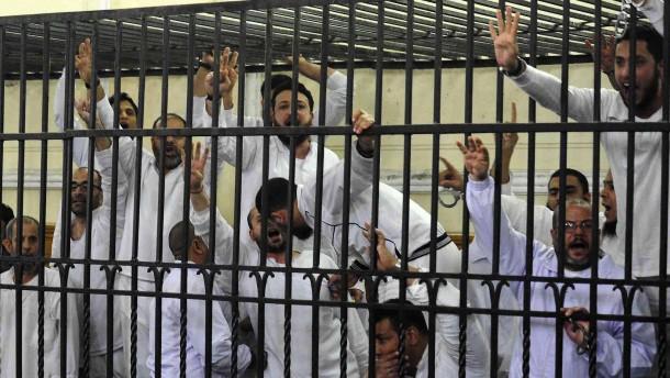 Ägypten: Trump will Muslimbrüder als Terrororganisation einstufen