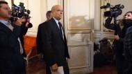 Absage am Montag: Alain Juppé will nicht mehr.