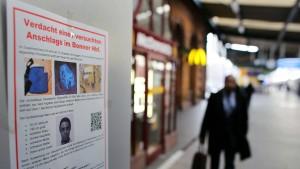 Anklage wegen Rohrbombe am Bonner Hauptbahnhof