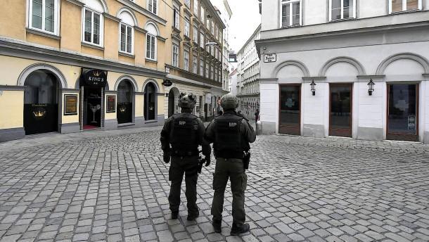 Wien verschärft Sicherheitsmaßnahmen