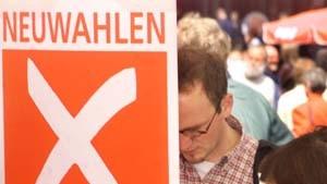 SPD-Parteitag kürt Wowereit zum Spitzenkandidaten