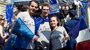 Sieht München die Partei der Zukunft?
