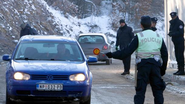 Belgrad und Prishtina erzielen Kompromiss über Grenzabgaben