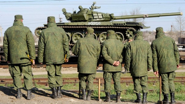 Washington glaubt nicht an russischen Truppenabzug