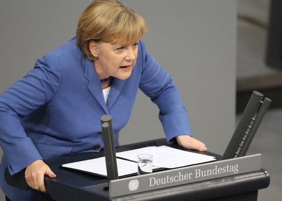 Merkel und die Grünen