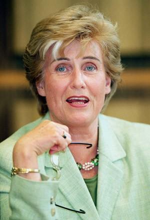 Im Kalkül der Koalition als Kandidatin: <b>Cornelia Schmalz</b>-Jacobsen - im-kalkuel-der-koalition-als