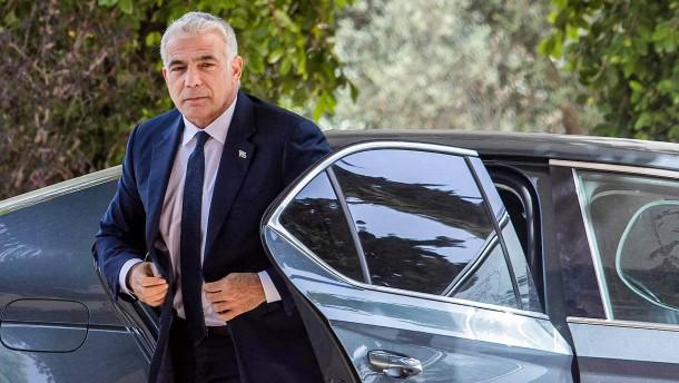 Rivlin überträgt Lapid Mandat zur Regierungsbildung