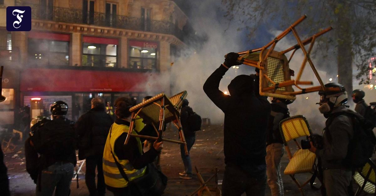 Proteste Frankreich Aktuell
