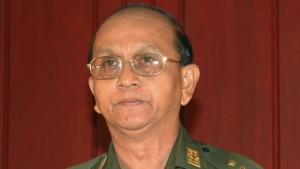 Thein Sein zum Präsidenten gewählt
