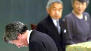 Koizumi äußert tiefes Bedauern über asiatische Kriegsopfer