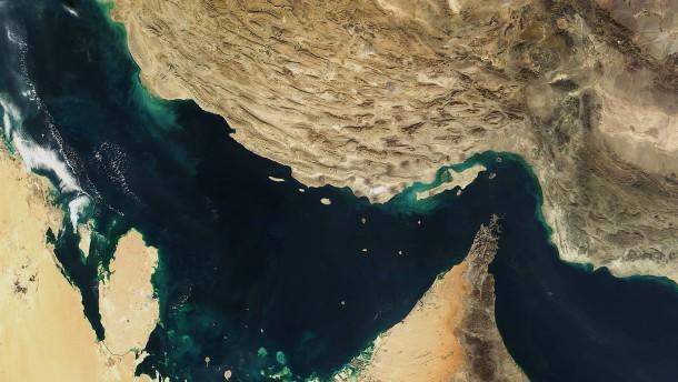 Iran beschlagnahmt wieder ein Schiff