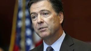 FBI-Chef alarmiert wegen fehlendem Zugriff auf Handy-Daten